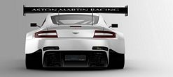 Specifications of new V12 Vantage GT3 confirmed