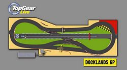 Top Gear Live ExCeL track