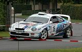 Toyota Celica GT 4 Rally Car
