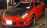 Toyota Celica Modified