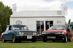 Toyota Enthusiasts Club celebrates 20 years