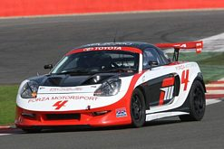Toyota MR2 Britcar 24 Hours