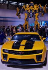 Transformers Chevrolet Camaro