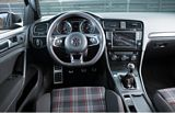 VW Golf GTI Mk7 Drivers View