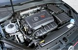 VW Golf GTI-Mk7 Engine