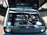 Mk1 Golf GTi Engine