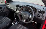 VW Polo GTi Interior