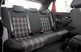VW Polo GTi Rear Seats