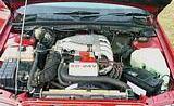 Vauxhall Carlton GSi 24v Engine