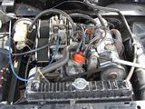 Vauxhall Firenza Droopsnoot 2300 Engine