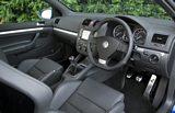 Volkswagen Golf Mk5 R32 Interior