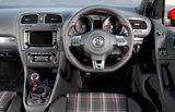 Volkswagen Golf Mk6 GTi Interior