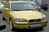 Volvo S60 T5 Front