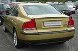 Volvo S60 T5 Rear
