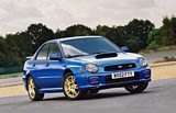 WRX Impreza STi Type UK