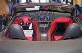 Wiesmann Roadster Interior