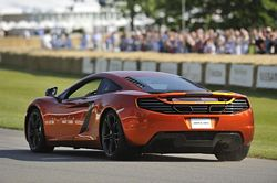 road version of new 12C