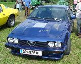 Blue Alfa GTV6