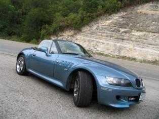 007 BMW Z3