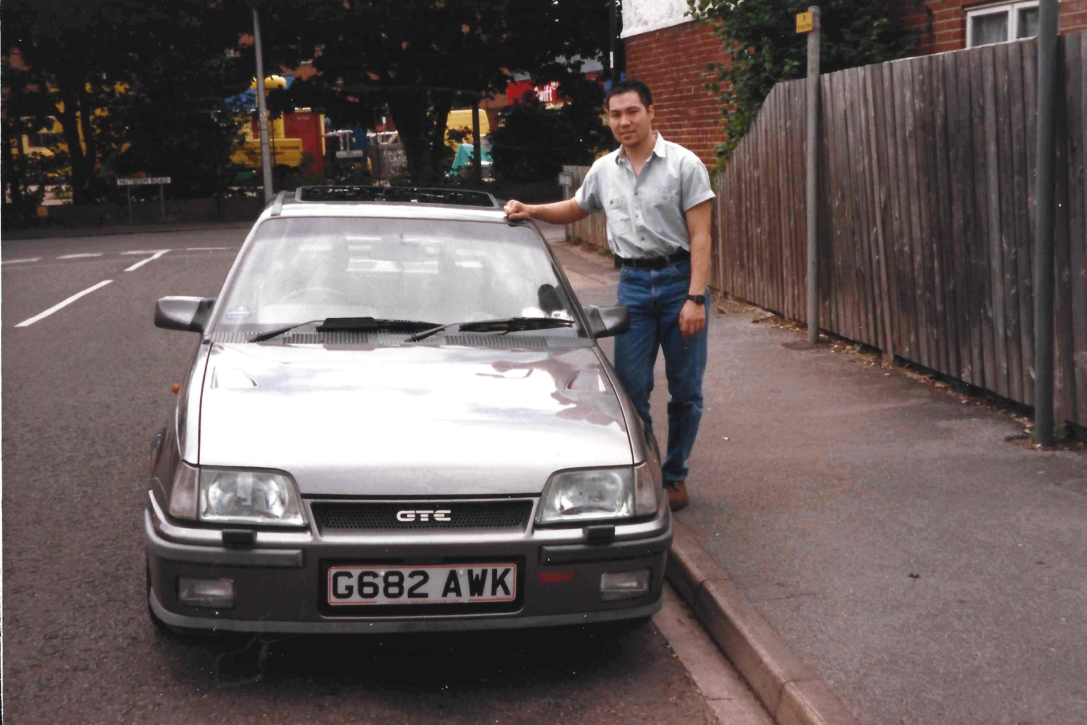 1990 Astra 16v GTE