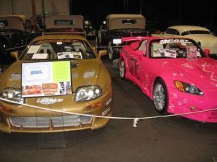 2 Fast 2 Furious Supra