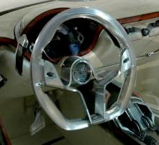 Aluminium Steering Wheel