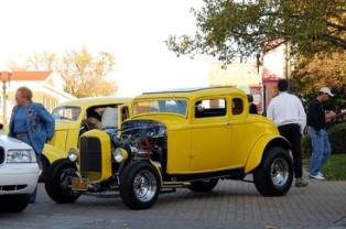 American Graffiti Replica 32 Ford Coupe