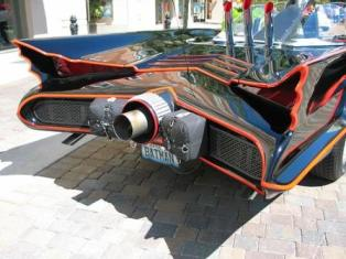 Batman Bat Mobile
