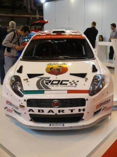 Birmingham Racing Car show