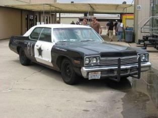 Bluesmobile-Replica