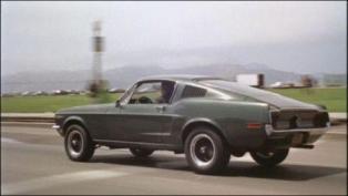 Bullit Mustang 390GT