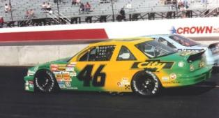 Days Of Thunder Coles car