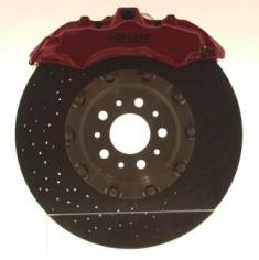 Ferrari Drilled Disc