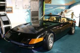 Ferrari Daytona Miami Vice