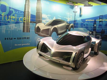 GM Autonomy Concept Car 2002