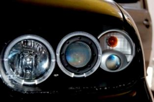 GOLF MK4 Angel Eye Headlight