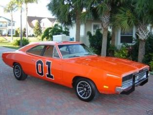 Dukes Of Hazard General Lee Charger
