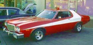 1976 Ford Grand Torino Starsky and Hutch