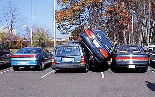 I hate Volvo drivers!