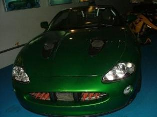 James Bond XK Jaguar