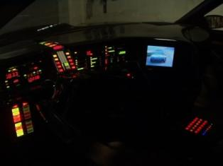 Knight Rider KITT Instrumentation