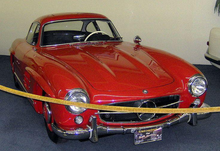 Mercedes Benz 300sl Gullwing Coupe 1954 1957