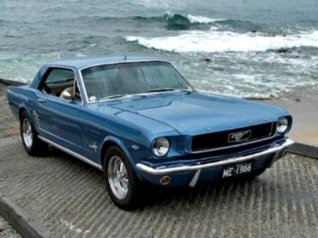 Ford Mustang 1st Gen