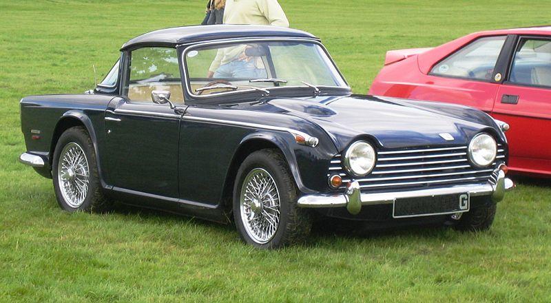 Triumph Tr5 Amp Tr250 1967 1968