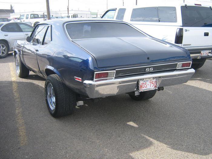 Chevrolet Nova Ss 1968 1972