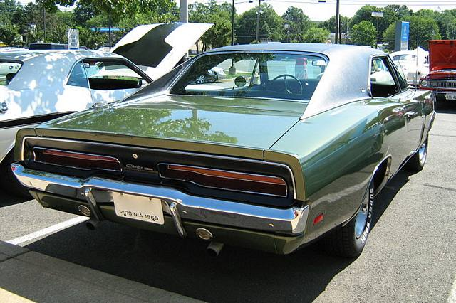 Dodge Charger 2nd Gen 1968 1970