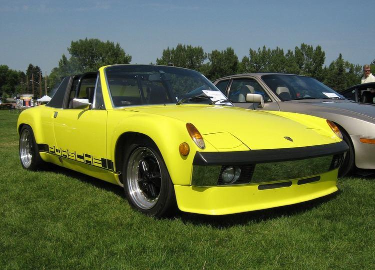 Porsche 914 1969 1976