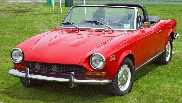 1969 Fiat Dino Spider. Fiat Dino Spyder