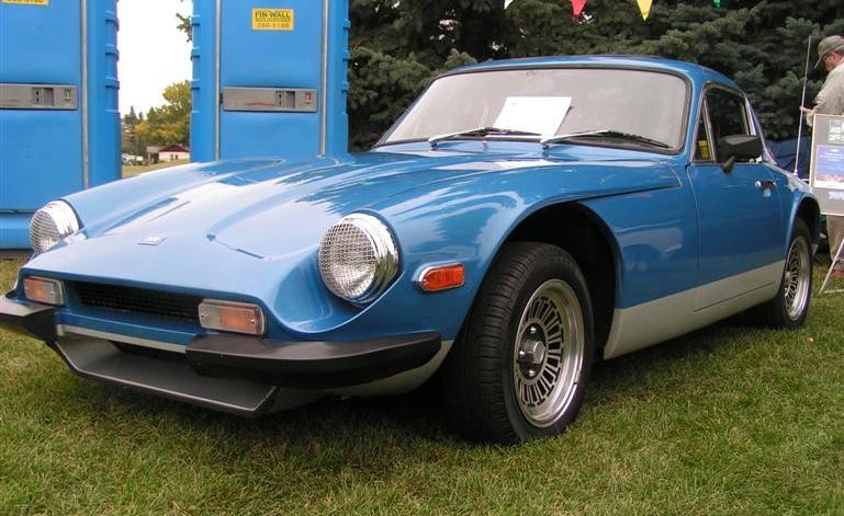 TVR M Series 1972-1979