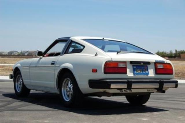 Datsun 280zx 1978 1983